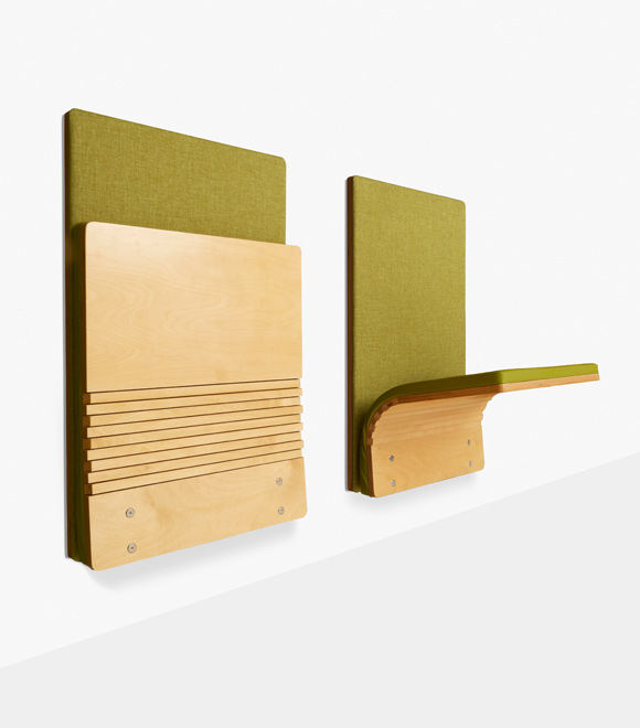 Exceptionnel ... 02 Jumpseat Wall ...