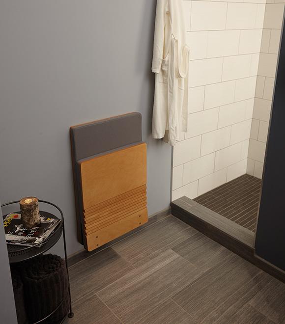 Jumpseat Wall Award Winning Wall Mounted Chair